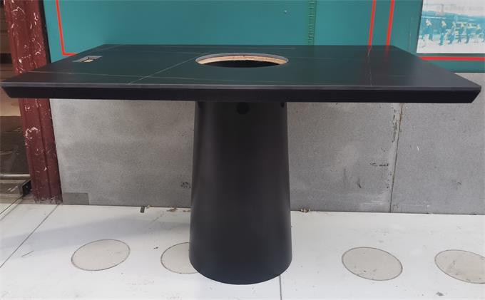 火锅店餐桌火锅桌如何选择比较好?火锅店餐桌价格是多少?
