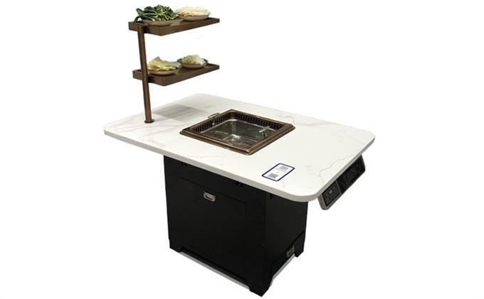 定做无烟净化火锅桌注意哪些事项?无烟净化火锅桌要多少钱?