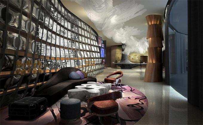 如何打造一个舒适的商务酒店设计呢?-海德利设计