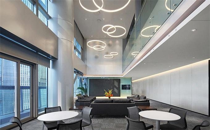 高端CBD大楼上的总部办公楼设计有什么特点呢?-海德利设计