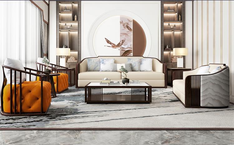 会所大厅怎样选择合适的沙发?会所大厅沙发厂家如何选?