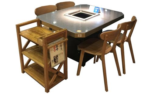 火锅专用电磁炉桌有什么好处值得去购买吗?