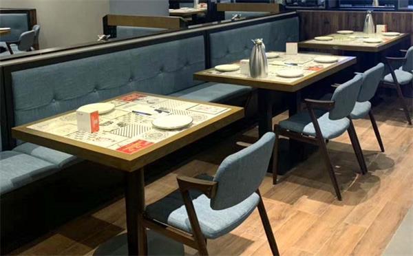 掌握这3点选购茶餐厅桌子餐台椅不再困难!-海德利家具