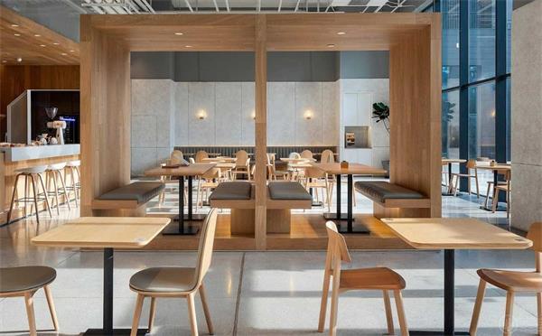 定制餐厅家具工厂怎么找?上海卖餐饮桌椅在什么地方?