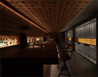 秘密酒吧休闲空间设计