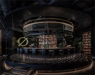 PLUTO酒吧空间设计