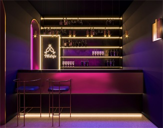 特奈酒馆娱乐空间设计